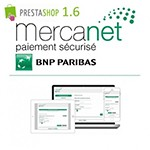 MODULE OFFICIEL BNP PARIBAS - MERCANET POUR PRESTASHOP 1.7 (OFFICIEL)