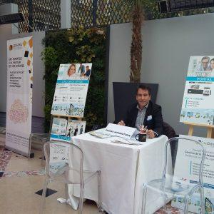 Quadra Informatique au Forum Numérique des Collectivités Locales
