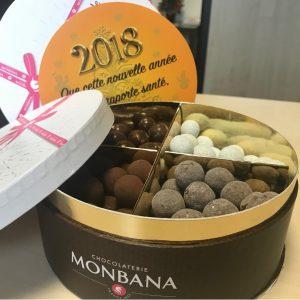 Chocolats CE 2018