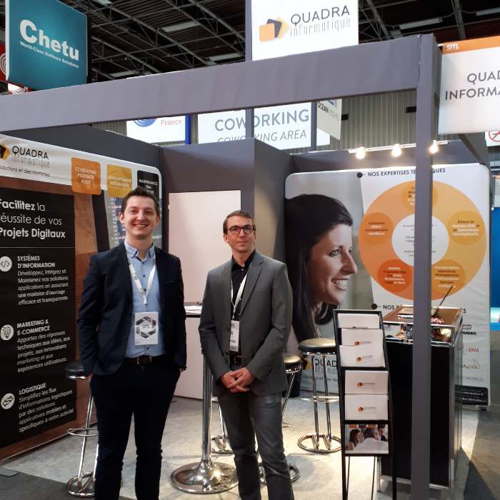 SITL 2019 Quadra Informatique Agence digitale