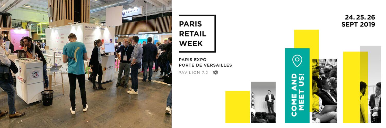 Quadra Informatique Paris Retail Week 2019
