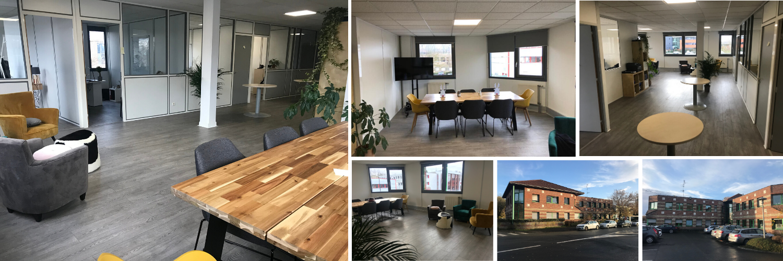 Inauguration des locaux Quadra Informatique Villeneuve-d'Ascq